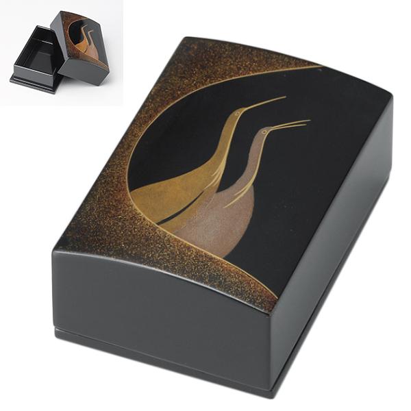 Kodawarizakkahompo rakuten global market business cards business cards business cards into black box box black mens ladies chic gift echizen lacquer gloss reheart Images