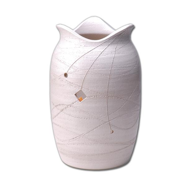 傘立て 信楽焼 陶器 インテリア デザイン 個性的 会社 オブジェ 置物 玄関 高級 日本製【代引き不可】【メーカー直送品】【送料無料】三方メルヘン G5-6805