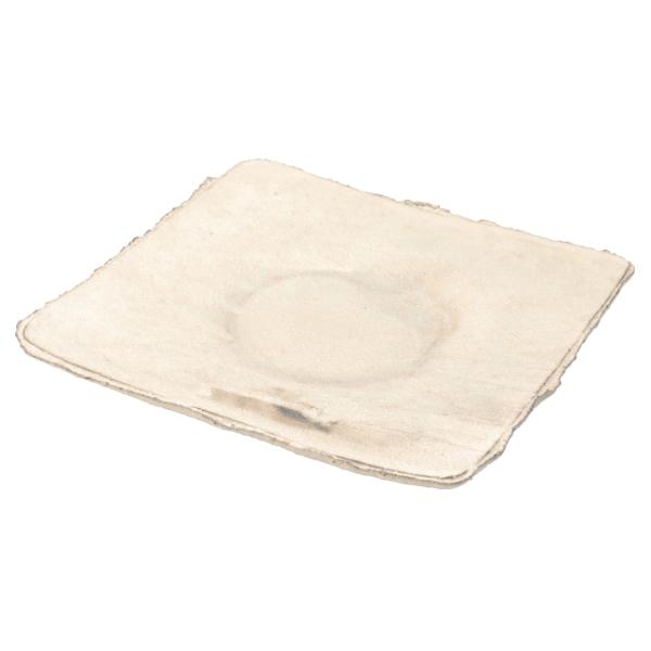 鉢 大皿 盛皿 プレート キッチン 食器 和 モダン スタイリッシュ おしゃれ シンプル 信楽焼 日本製渋染リムプレート G5-2105