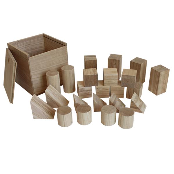 積み木 日本製 木のおもちゃ 1歳 桐 無地 白木 新潟 知育玩具 木製 ブロック つみき 積木 無塗装 誕生日 プレゼント 安全KIRIY 積木 Type-45 小 23ピース