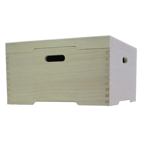スタッキング 収納 ボックス おもちゃ箱 野菜 整理 整頓 書棚 通販 おしゃれ インテリア ナチュラル 桐 日本製桐スタッキング多様箱(小)ふたつき