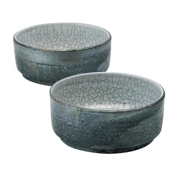 食器 皿 鉢 ペア セット おしゃれ モダン 贈り物 プレゼント 陶器 信楽焼 日本製Kannyu 鉢ペア GB5-15-09