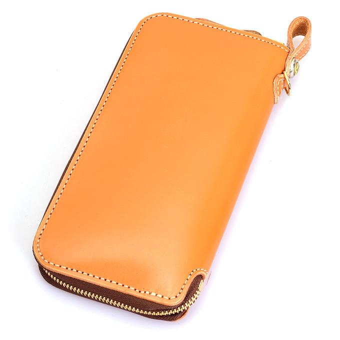 KC,s ケイシイズ 財布 ウォレット ラウンドジップ2 イングリッシュブライドル KMW032 長財布 革財布 ラウンドファスナー メンズ レディース KC,s leather craft ケーシーズ 日本製 本革 ブランド [メーカー取り寄せ/在庫未確定商品][優れものA]