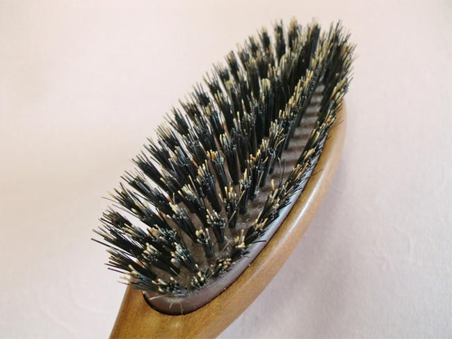 KENT梳子肯特猪毛梳子[大][普通(M)][女性用][女士女士][Hair brush][KNH-2624]]