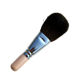 熊野筆 化粧筆 メイクブラシ ジャンボパウダーブラシ(灰リス)[熊野化粧筆][熊野ブラシ][熊野メイクブラシ][フェイスブラシ][KUMANO brush][セール][引き出物]【優れものA】