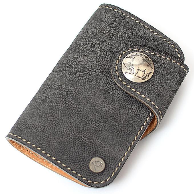 KC,s ケイシイズ カードケース コロラド エレファント 象革 ゾウ革 KPC516 カードケース クレジットカード ポイントカード 名刺入れ 大容量 KC,s leather craft ケーシーズ 本革 ブランド [メーカー取り寄せ/在庫未確定商品][優れものA]