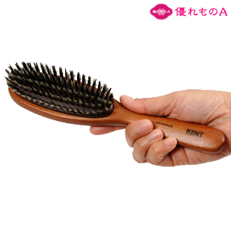 KENTケント の豚毛ヘアブラシは地肌と毛髪量に合わせたブラシ 細い 少ない やわらかい髪の方に 地肌が痛くない3段植毛 レディース用 KENT ブラッシングブラシ ケント 豚毛 ヘアブラシ 公式サイト KNH-2628 トレンド 大 Finest brush やわらかめ BRUSHING 英国王室御用達 イケモト 優れものA BRUSH S レディース Hair 女性用 高級