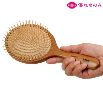 KENTケントのクッションブラシはウッドピンのヘアブラシでもつれた髪や寝ぐせを手早くときほぐし頭皮のマッサージ効果あり プレゼントやギフト等におすすめ KENT 日本正規代理店品 ヘアブラシ ケント ウッドピン クッションブラシ KNH-3726 M 安心の実績 高価 買取 強化中 高級 ふつう おすすめ brush 頭皮 マッサージ 木製 優れものA Hair