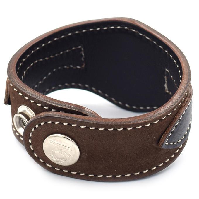 KC,s ケイシイズ 時計 ウォッチブレス アローヘッド ヌバック(牛革)[腕時計][メンズ][レディース][KC,s leather craft][ケーシーズ][本革][レザークラフト][メーカー取り寄せ/在庫未確定商品]【優れものA】