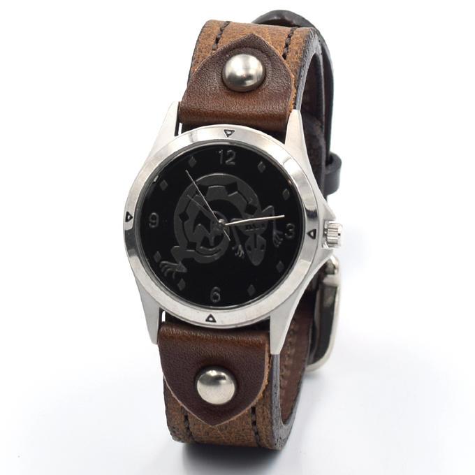 KC,s ケイシイズ 時計 ウォッチブレス メンズ バックル1 ウォーターバッファロー 水牛革 KSR068 腕時計 メンズ レディース KC,s leather craft ケーシーズ 本革 ブランド [メーカー取り寄せ商品][優れものA]