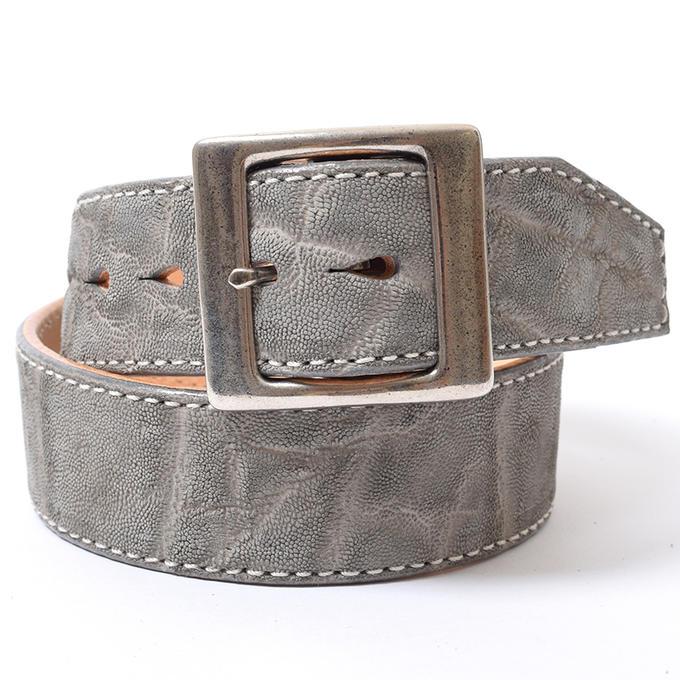 KC,s ケイシイズ ベルト 1 3/4インチ ギャリソン エレファント 象革 ゾウ革 ベルト メンズ KC,s leather craft ケーシーズ 本革 ブランド [メーカー取り寄せ/在庫未確定商品][優れものA]