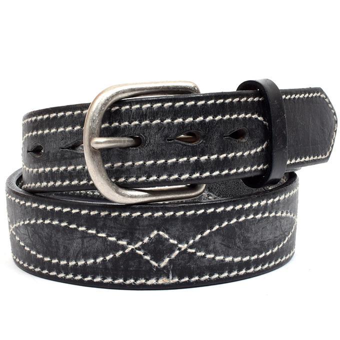 KC,s ケイシイズ ベルト 1 1/2インチ サドルステッチ 牛皮革 ベルト メンズ KC,s leather craft ケーシーズ 本革 ブランド [メーカー取り寄せ/在庫未確定商品][優れものA]