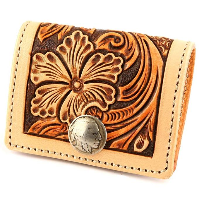 KC,s ケイシイズ コインケース スリー クラフト デラックス 牛皮革 コインケース KC,s leather craft ケーシーズ 本革 ブランド 小銭入れ ミニ財布 メンズ レディース [メーカー取り寄せ/在庫未確定商品][優れものA]