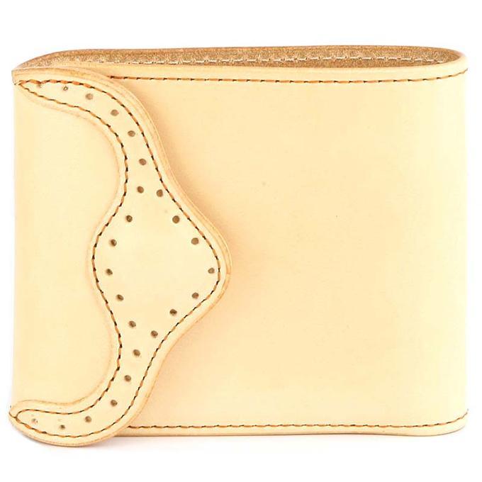 KC,s ケイシイズ 財布 ビルフォード サンタフェ トライ ホールド 牛皮革 KMB008 春財布 二つ折り財布 革財布 メンズ レディース KC,s leather craft ケーシーズ 日本製 本革 ブランド コンパクト [メーカー取り寄せ商品][優れものA]