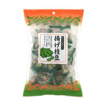 サクッと香ばしい揚げ枝豆 タクマ食品 揚げ枝豆 10×4個入 (送料無料) 直送