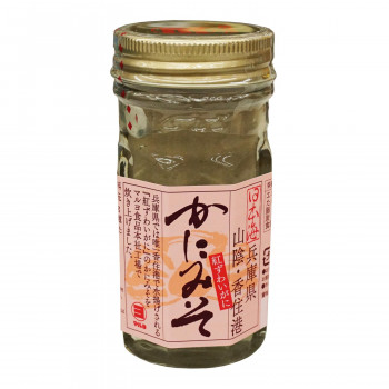 海の自然の恵みで作られたかに味噌缶 マルヨ食品 お求めやすく価格改定 紅ずわいかにみそ 瓶詰 送料無料 01066 直送 格安 価格でご提供いたします 60g×48個