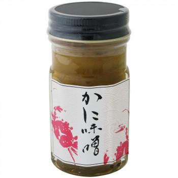伝統の味、かにみそ マルヨ食品 かに味噌(瓶詰) 55g×60個 01033 (送料無料) 直送
