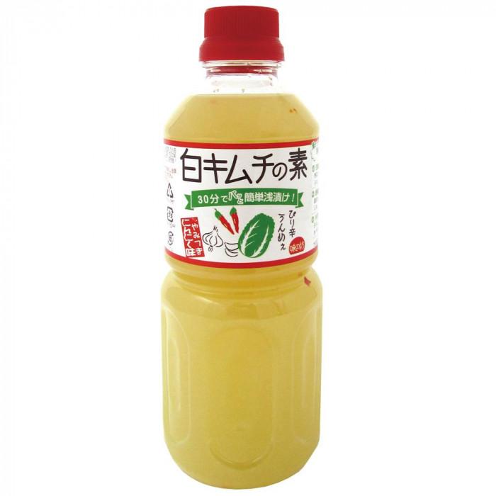 すっきりとした辛さと にんにくの風味が特徴 白キムチの素 500ml 送料無料 6個セット 価格交渉OK送料無料 セール価格 直送