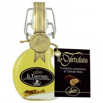 ほんの数滴で豊かな香り 国内送料無料 イタリア INAUDI社 イナウディ 数量限定アウトレット最安価格 黒トリュフオイル T6 送料無料 直送 40Ml