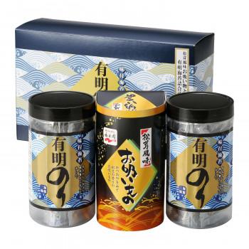 ギフトにピッタリ 有明のり NEW売り切れる前に☆ 永谷園松茸風味お吸いもの詰合せ 店 直送 送料無料 ZNA-15