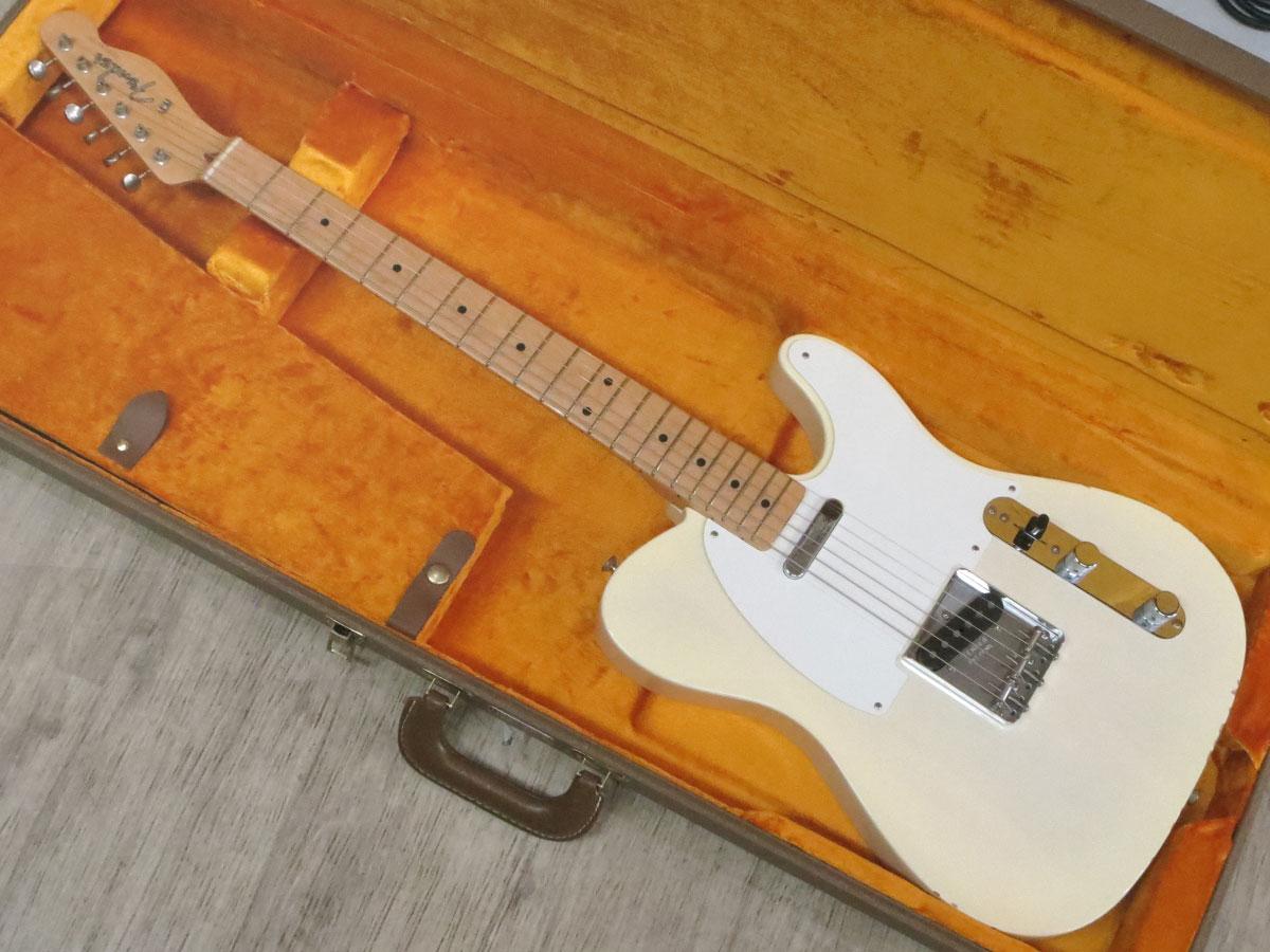 【New】Fender USA American Vintage '58 Telecaster WBD【中古】(selected by KOEIDO)店長厳選58テレキャスター中古!