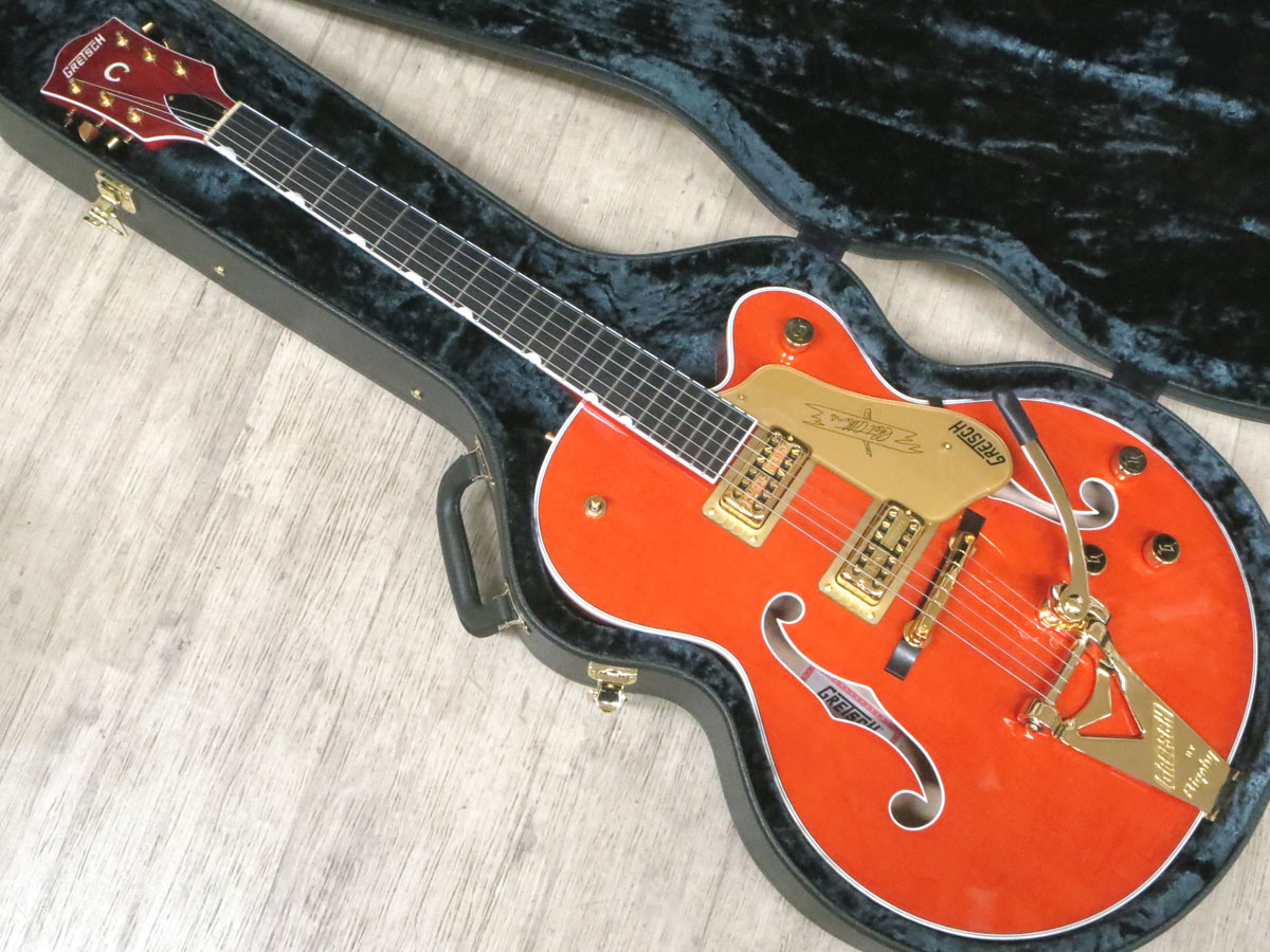 【New】Gretsch G6120T Players Edition Nashville(selected by KOEIDO)【中古】店長厳選、命を持つ店長厳選G6120の新品同様中古!