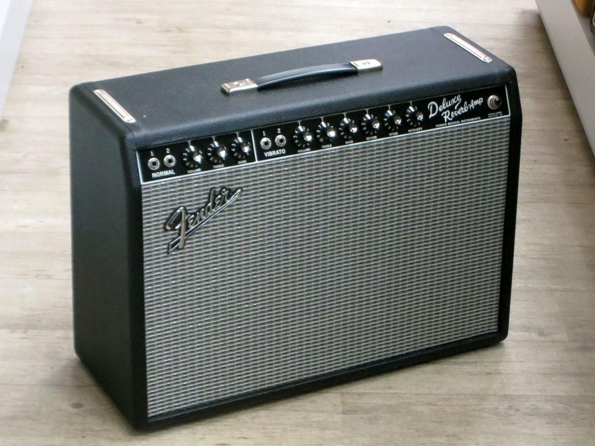 Fender '65 Deluxe Reverb【送料無料】店長お薦め!