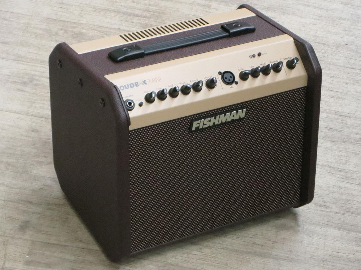 【New】Fishman Loudbox Mini Bluetooth アコースティックアンプ