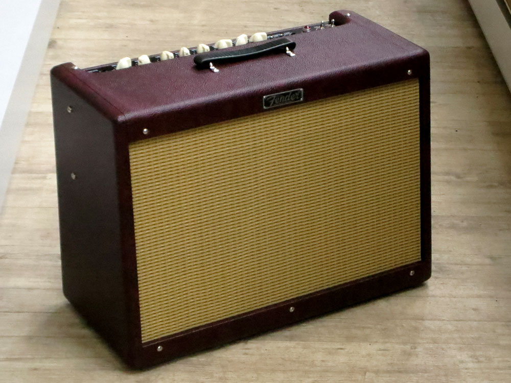 Fender Hot Rod Deluxe 3 TT WINE/WHEAT 最後のホットロッドDX!お薦め!