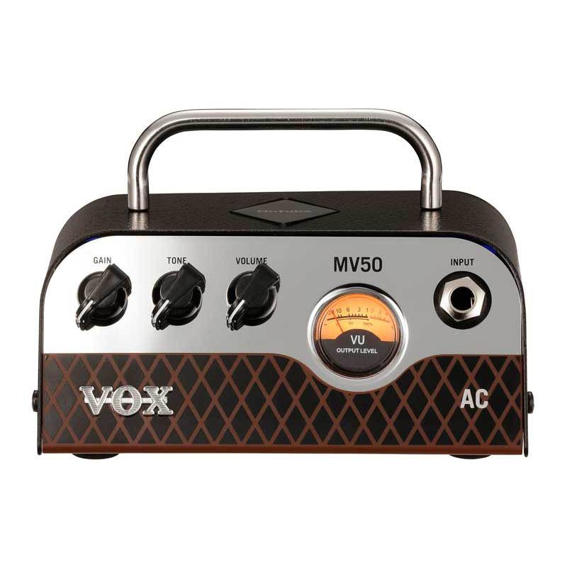 VOX MV50 AC ギターアンプヘッド【送料無料】