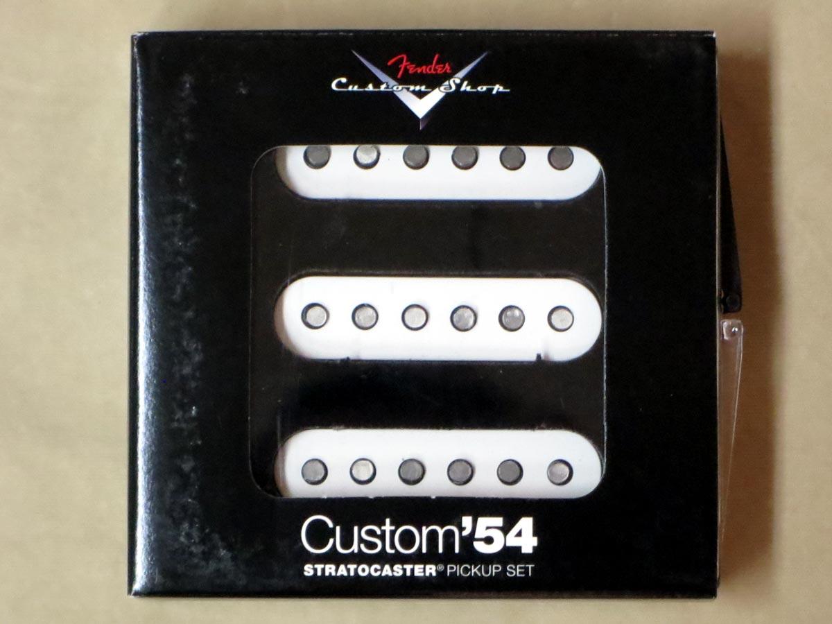 Fender Custom Shop Custom '54 Stratocaster Pickups【正規輸入品】【レターパック発送】