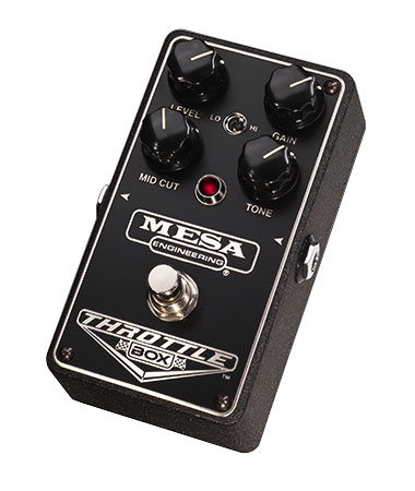 Mesa/Boogie THROTTLE BOX (Distortion)【送料無料】
