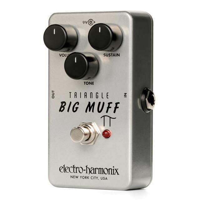 Electro-Harmonix Triangle Big Muff Pi 【送料無料】レターパック発送