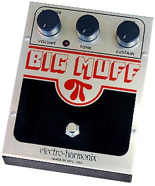 Electro-Harmonix BIG MUFF【送料無料】