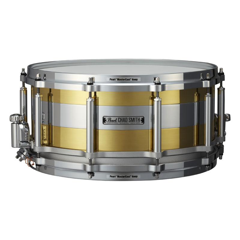 Pearl CS1465F Chad Smith TRICOLON Snare Drum チャド・スミス限定モデル【送料無料】【smtb-tk】