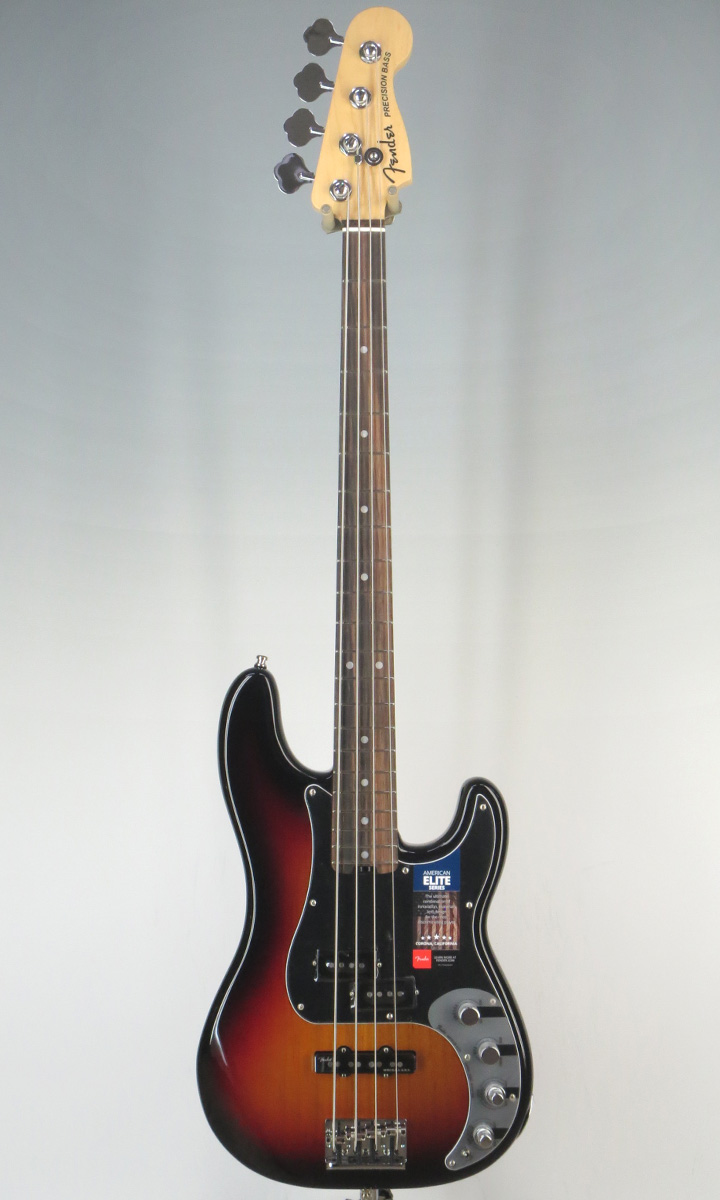 Fender USA American Elite Precision Bass (selected by KOEIDO)店長厳選、別格の命を持つエリートプレベ!