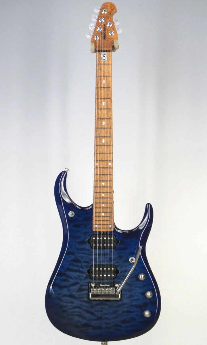 Musicman John Petrucci JP15 BFR 6st Blue Berry(selected by KOEIDO)店長厳選限定JP15、別格の生きたぺトルーシ!