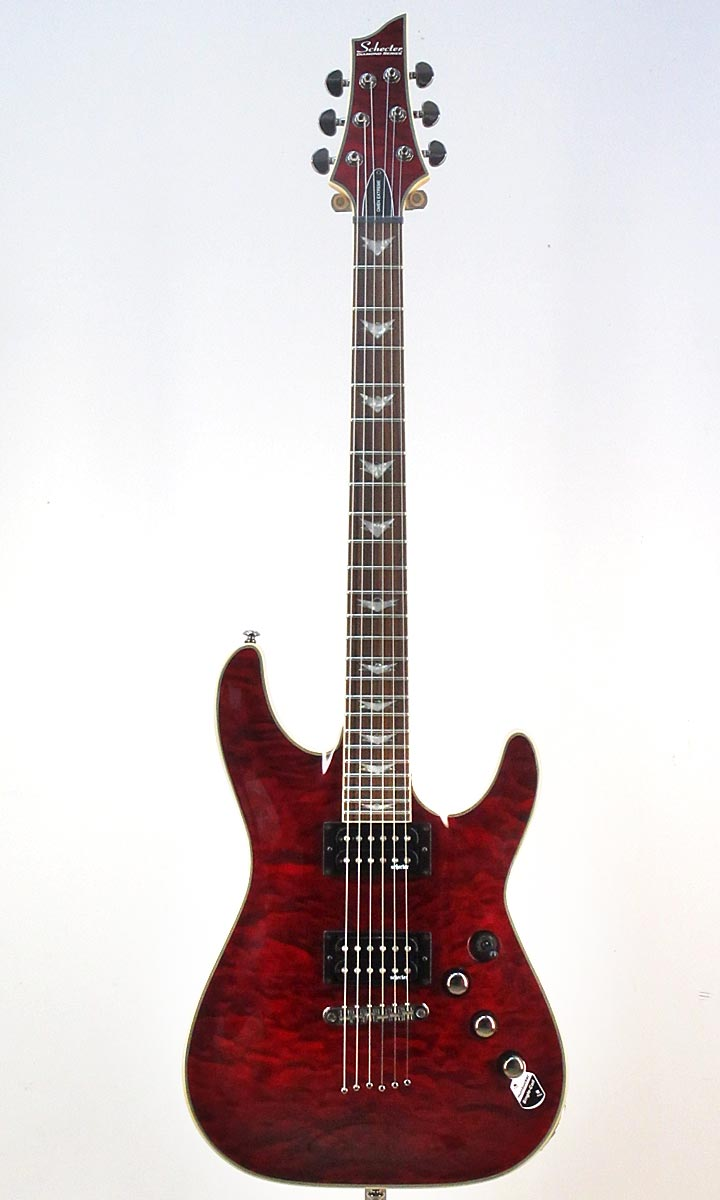 SCHECTER Omen Extreme-6 BCH[AD-OM-EXT-6]【シェクター小林信一ピック10枚付き】【送料無料】