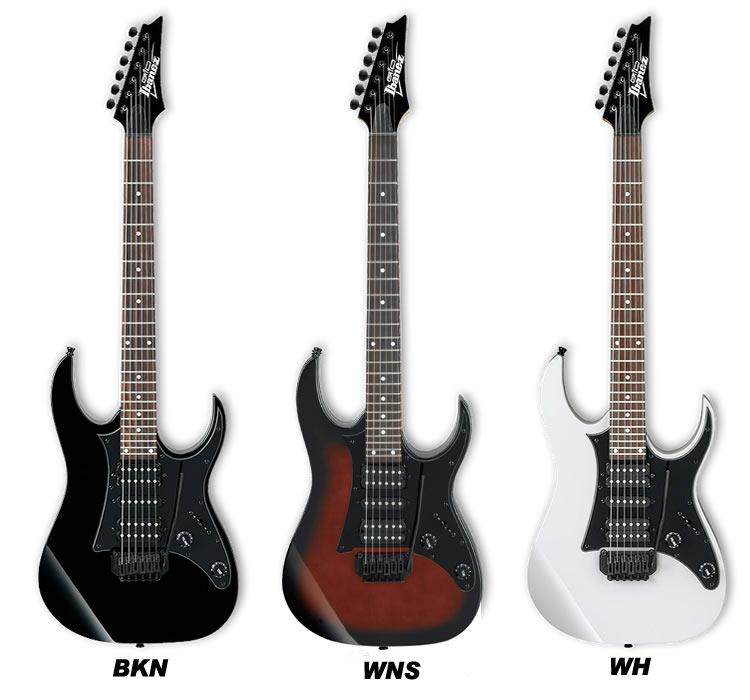 Ibanez GRG150B ギター エレキギター 初心者セット アクセサリーキット付き入門用セット【レビュー特典付き】【ギター通販】【最適調整済み】