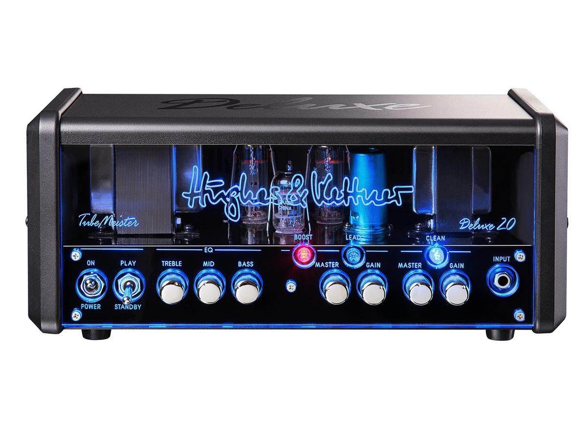 Hughes&kettner TubeMeister Deluxe 20 Head