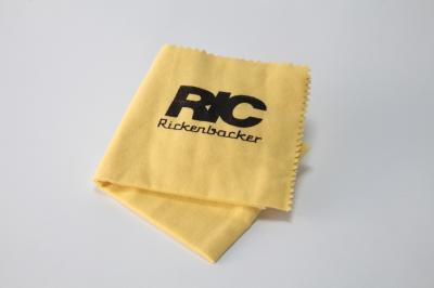 Rickenbacker Polish Cloth 送料無料 デポー お手入れクロス 定形外郵便発送 ご予約品