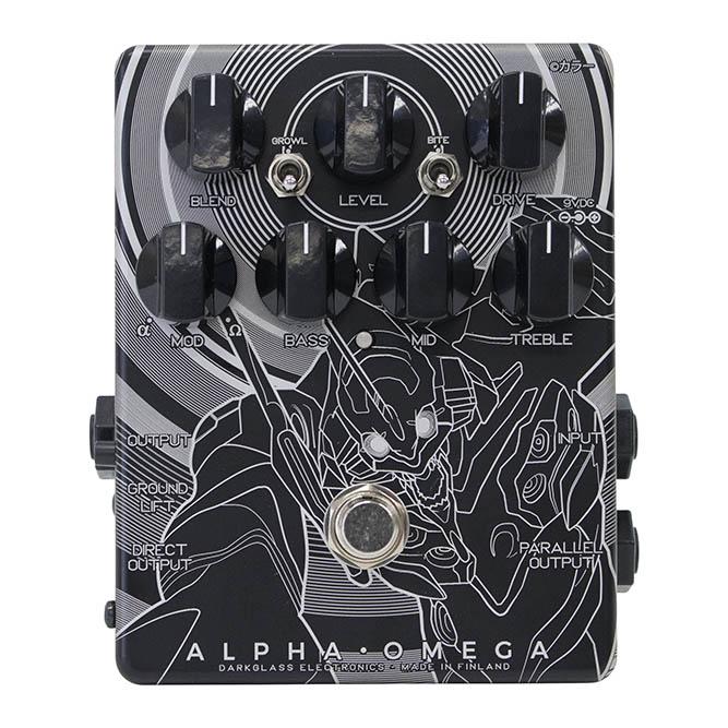 Darkglass Electronics Alpha Omega Japan Limited EVA初号機ver.【入荷しました!】【送料無料】
