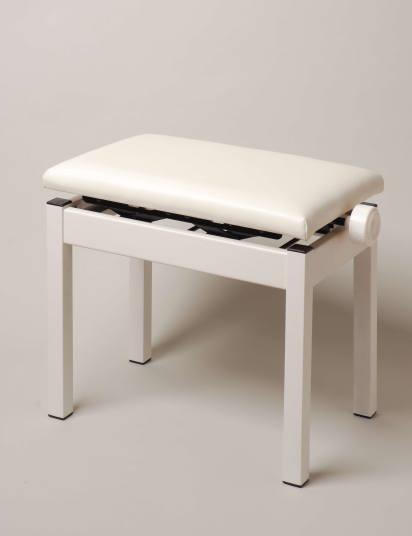 ITOMASA イトマサピアノ椅子 AP-WH デジタルピアノ高低自在イス ホワイト【送料無料】