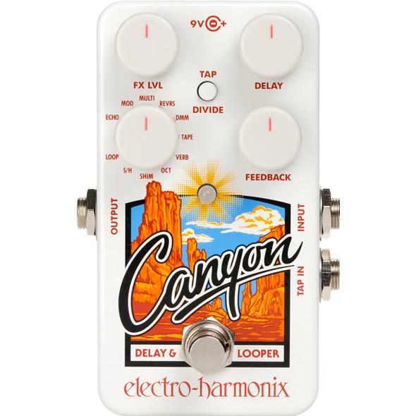 Electro-Harmonix Canyon [Delay&Loopers]【送料無料】レターパック発送