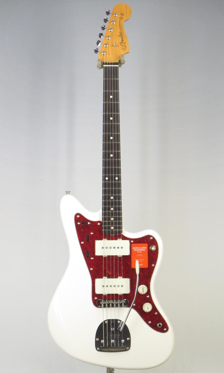Fender Made in Japan Traditional 60s Jazzmaster AWT(Fine Tuned by KOEIDO) エレキギター ストラト 【フェンダーストラップ&レビュー特典付き】