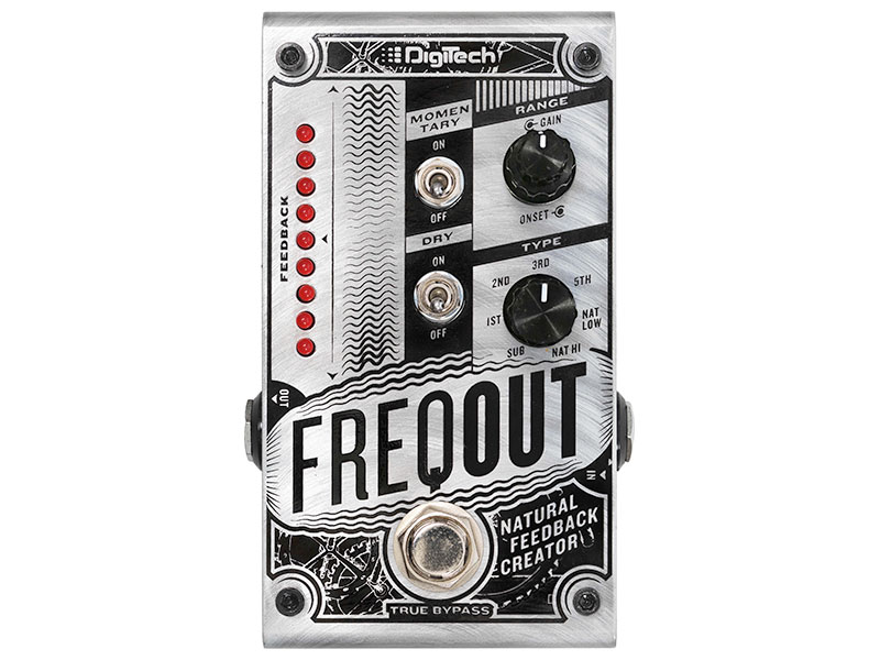 Digitech FreqOut Natural Feedback Creator【送料無料】