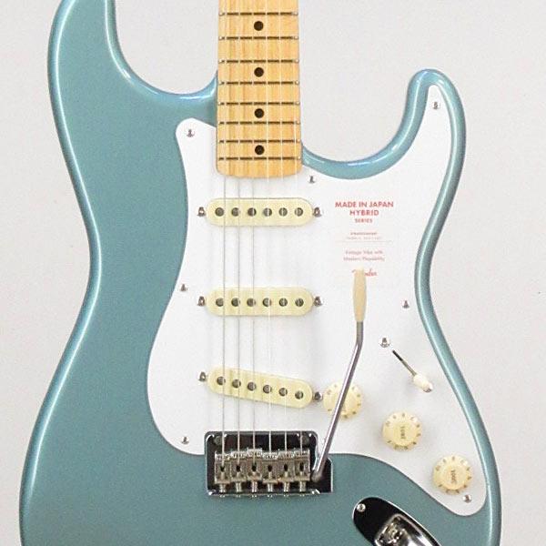 Fender Made in Japan Hybrid 50s Stratocaster OTM/M(Fine Tuned by KOEIDO)【送料無料】【フェンダーストラップ、コンパクトギタースタンド&レビュー特典付き】
