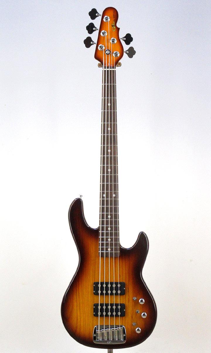 ★パワフルなG&L5弦モデル! GL Tribute Series L-2500 TSB/R【レビュー特典付き】【送料無料】