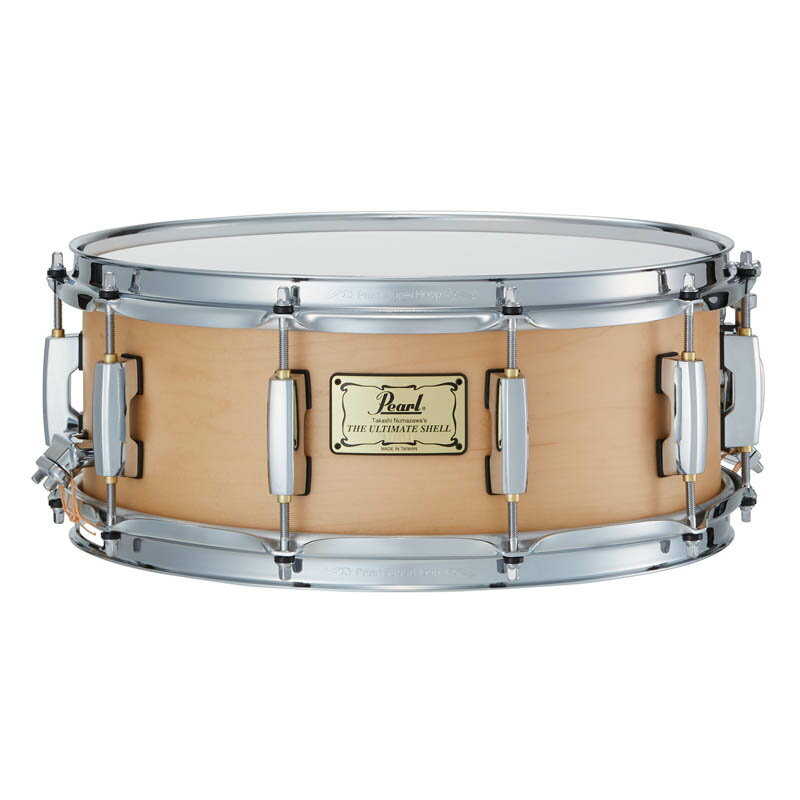 Pearl TNF1455S/C [TYPE 2 (4ply/3.6mm)] [THE Ultimate Shell Snare Drums supervised by 沼澤尚]【送料無料】