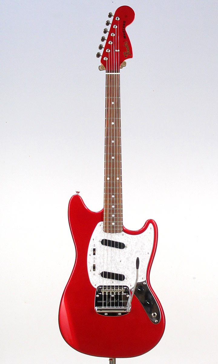Fender Made in Japan Traditional 70s Mustang Matching Head CAR(Fine Tuned by KOEIDO)【送料無料】【フェンダーストラップ、コンパクトギタースタンド付き&レビュー特典付き】